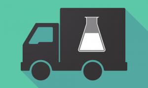 O frete é um problema na logística do seu laboratório?